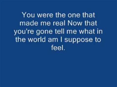lyrics leslie leslie how it was supposed to be lyrics