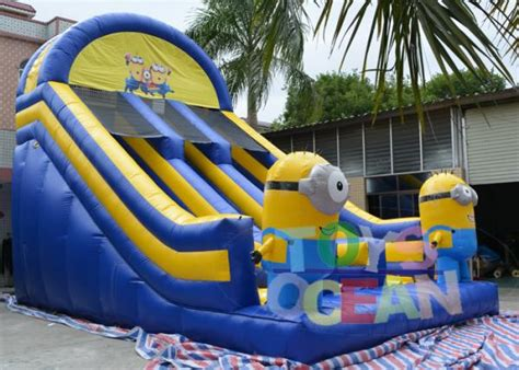 Ready M2 Piyama Minion details of ce adults despicable minions slides with 0 55mm pvc tarpaulin 107238265