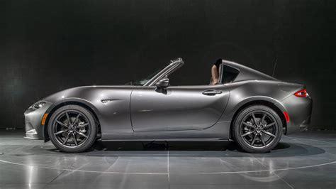 Mx 5 Miata Rf by 2017 Mazda Mx 5 Miata Rf Review Great But There S Room