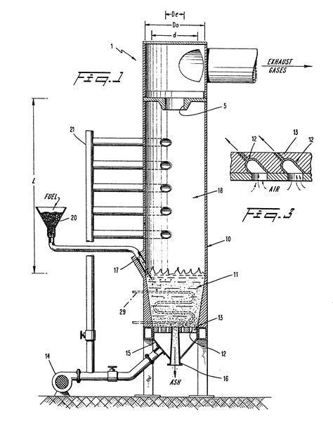 fluidized bed reactor patent ep0092622a1 fast fluidized bed reactor and method