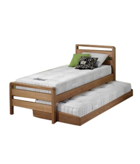 Folding Wooden Bed Sheesham Wood Folding Bed Buy At Best Price In India On Snapdeal