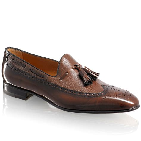and bromley tassel loafers mens bromley mens cus loafers slip ons sale