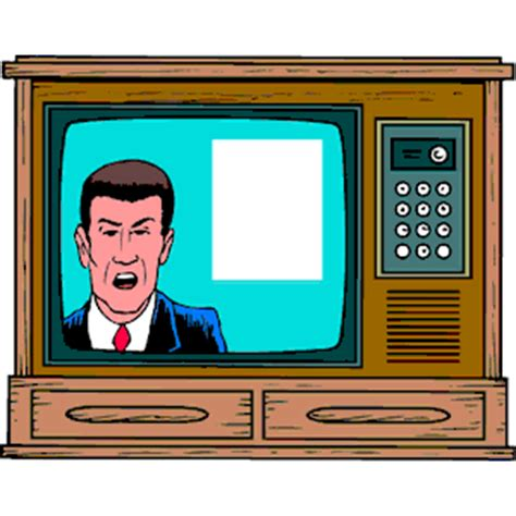 news tv television news cast clipart cliparts of television news
