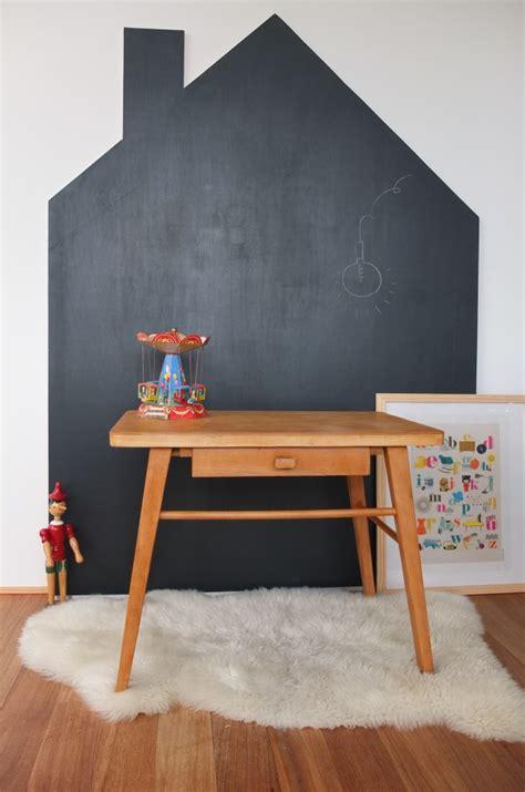 tafelfarbe wand tafelfarbe im kinderzimmer die sch 246 nsten ideen und