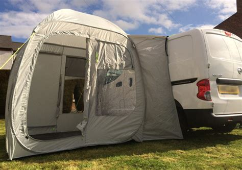 ford transit connect awning awnings for mini day vans like vw caddy and transit