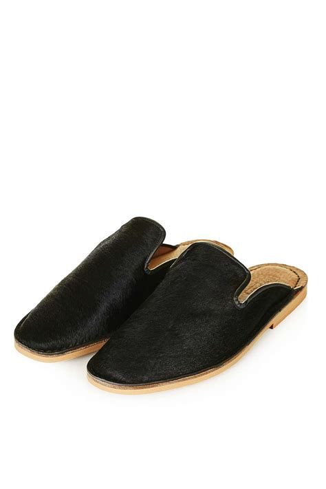 mule loafers kalm mule loafers topshop
