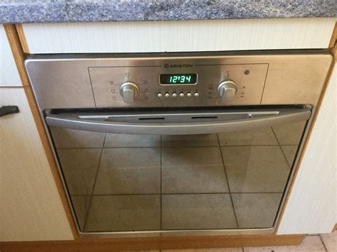 ariston new venezia ix i inherited a ariston oven with no user manual help