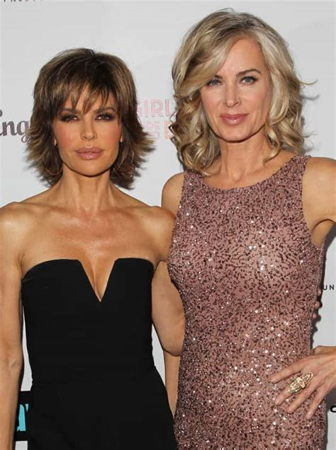 real housewives of beverly hills eileen davidson and brandi lisa rinna jealous of eileen davidson regrets joining