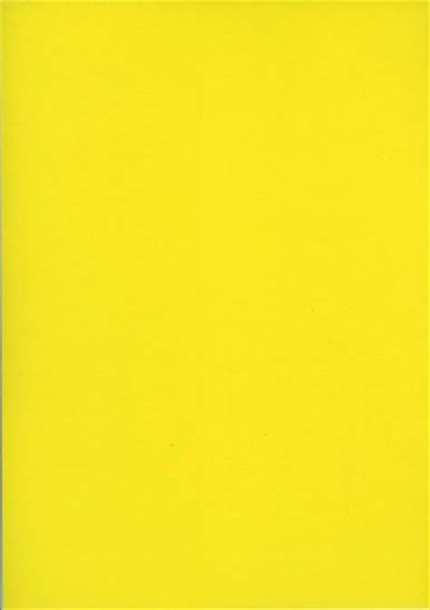 How To Make Paper Yellow - kaskad canary yellow paper a4 pack of 20 amazing paper