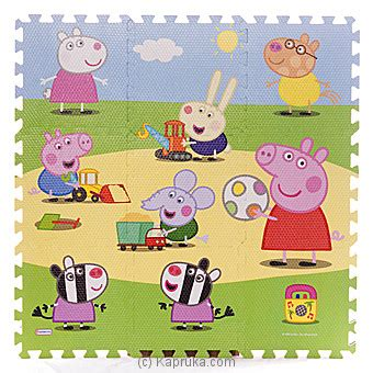 top seller peppa pig baby play mat direct imports