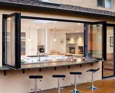 mens kitchen ideas cocinas abiertas al exterior