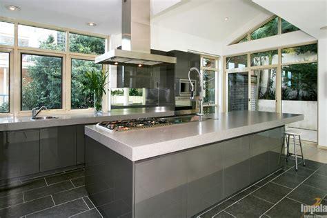 contemporary island kitchen 4