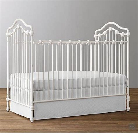 Restoration Hardware Iron Crib by 11 Best Images About Nursery On Cribs