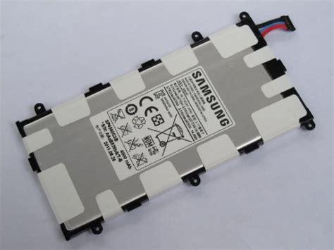 Battery Batre Baterai Power Samsung Galaxy Tab 1 P1000 jual batre baterai battery samsung tab 2 7 0 original baru cover handphone advan