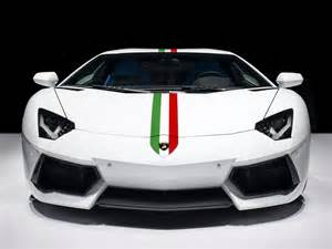 Italy Lamborghini Lamborghini Aventador Nazionale Unveiled At Beijing Auto Show