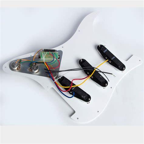 Gitarre Schlagbrett Lackieren by Danny Diy Bausatz St Style