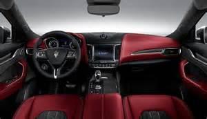 Maserati Suv Interior How We D Spec It Maserati Levante Robert Vasquez