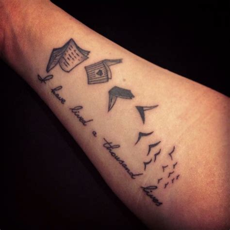 book quote tattoos 89 best ideas images on ideas
