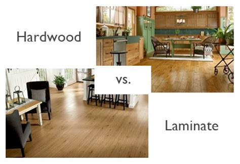 Laminate Versus Wood Flooring by Wood Floors Vs Laminate Flooring What S The Diffference