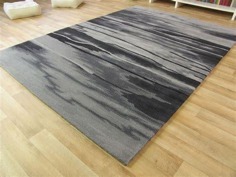 teppich silber moderner designer teppich belmondo silber