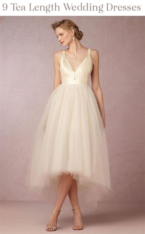 Length Wedding Dress by Fab Finds 9 Tea Length Wedding Dresses Exquisite Weddings