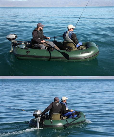 sea eagle inflatable fishing boats sea eagle sts10 2 person inflatable fishing boats package