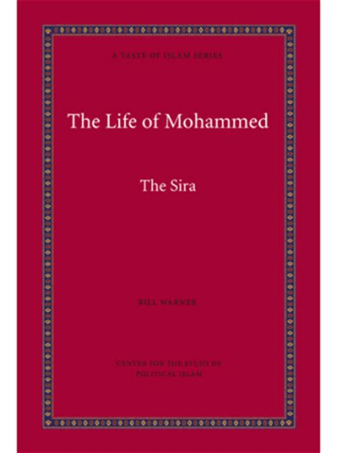 muhammad biography sira god or absurdity blog the life of muhammad the sira