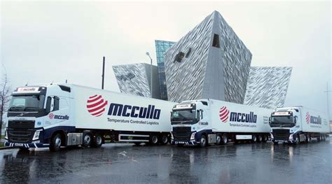 volvo dealers ireland eight new volvo fhs for mcculla ireland ltd commercial