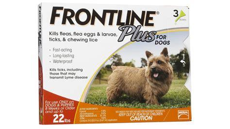 frontline dogs frontline plus for dogs dosage fleascience
