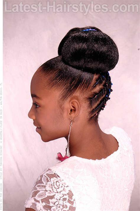 stinkin cute black kid hairstyles     home