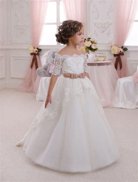 Pinterest wedding ivory flower girl dresses and flower girl dresses