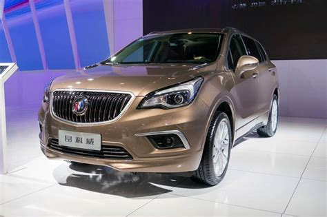 gm to import made buick suv wsj