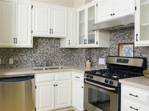 small tile backsplash in kitchen create a luxurious and modern kitchen backsplash modern