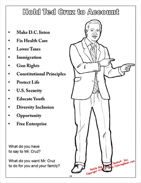 ted coloring book coloring in the envisioning the american