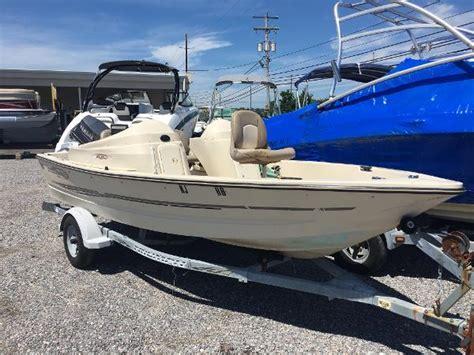 triumph boats dual console triumph 170 dual console boats for sale