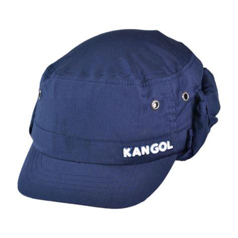 L Caps by Kangol Samuel L Jackson Golf Army Cap With Flap Cadet Caps