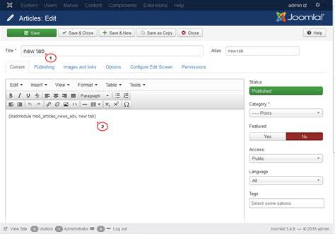 bootstrap templates for tabs joomla 3 x how to work with quot bootstrap tabs quot module