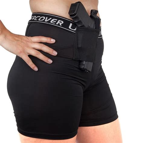 how can women conceal carry let me count the ways 30 cal gal women s shorts undertech undercover