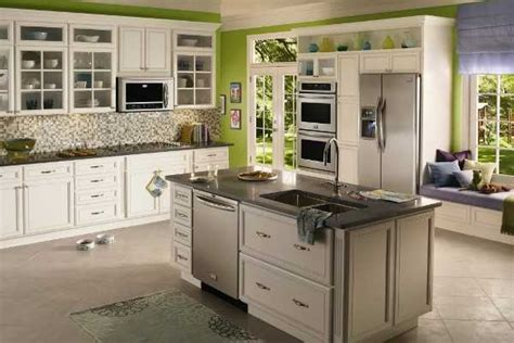 green behr paint colors for kitchen home