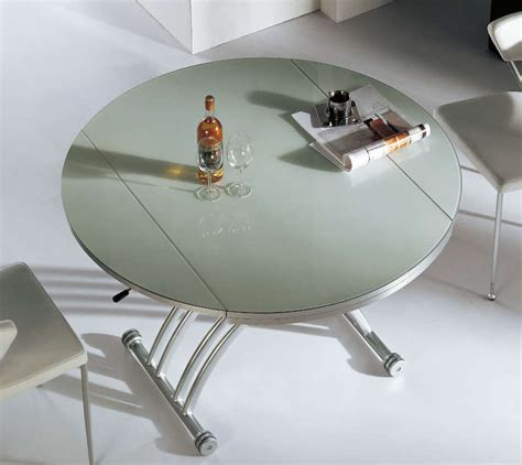coffee table that raises to dining splendid space saving coffee table