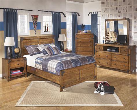 signature design by delburne bedroom