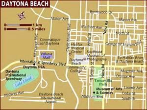 us map daytona map of florida daytona deboomfotografie