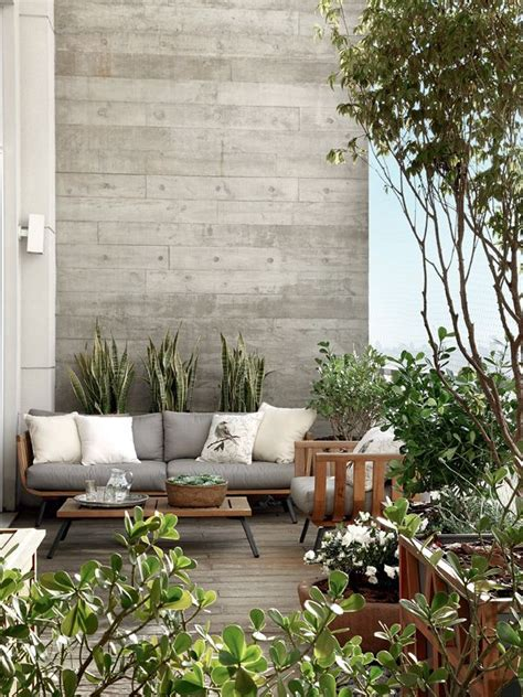 Backyard Balcony Ideas by 55 Apartment Balcony Decorating Ideas And Design