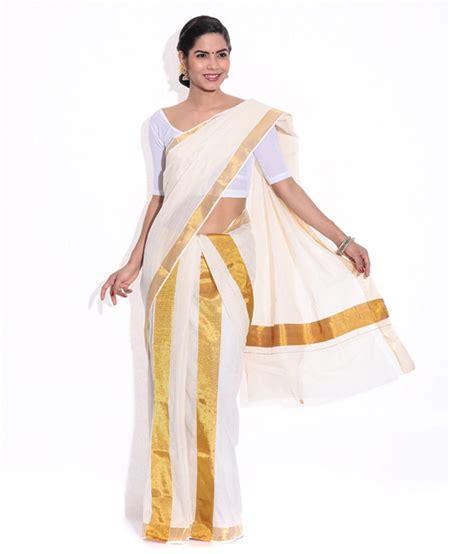 Batiqa Set 11 By N D Fashion Fashion Kiosks Cotton Kerala Kasavu Set Mundu 2 Mtr