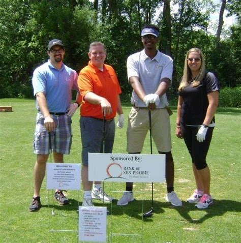 Bank Of Sun Prairie Cottage Grove by Cottage Grove Chamber Golf Outing Bank Of Sun Prairie