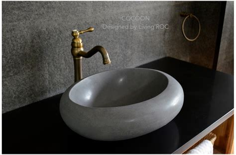 oval or rectangular bathroom sink