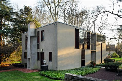 Margaret Esherick House by Esherick House Louis Kahn Modern Exterior Other