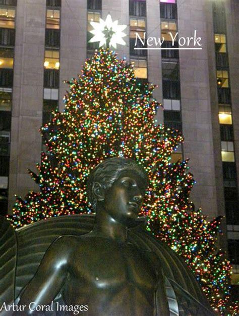 imagenes de navidad nuevas nueva york arbol de navidad del centro rockefeller