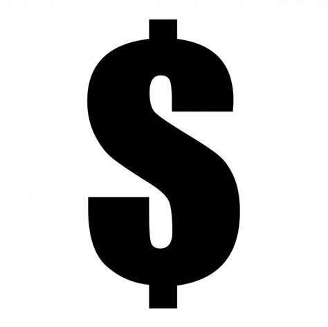 the black dollar dollar sign preto foto stock gratuita domain pictures