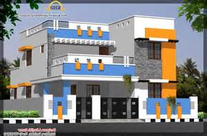 Indian House Designs Double Floor - Double Floor Small Home House ...